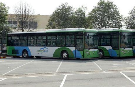 Chu tich Nguyen Duc Chung: Quyet thuc hien tuyen xe buyt BRT - Anh 1