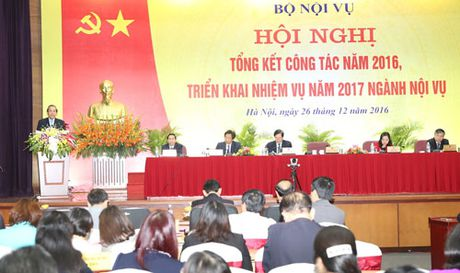 Pho Thu tuong: Xoa bo tinh trang bo nhiem nguoi khong xung dang - Anh 1