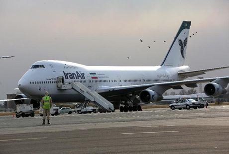 Iran dat thoa thuan mua may bay voi Boeing - Anh 1