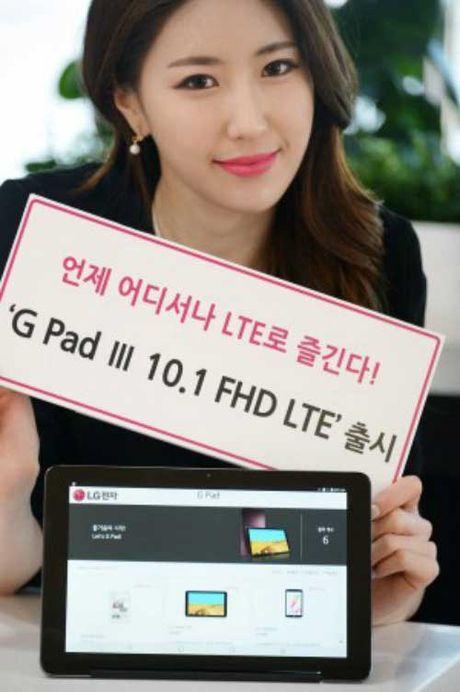 Lo anh may tinh bang LG G Pad III 10.1 - Anh 3