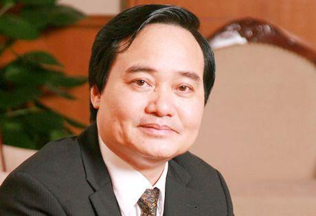 Bo truong Bo GD&DT Phung Xuan Nha: Xac dinh ro tung mui nhon de dot pha - Anh 1