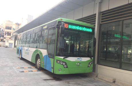 Tuyen buyt BRT se van hanh dung hen - Anh 1