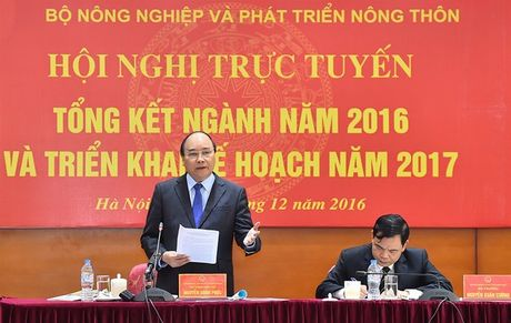 Nam 2017 se tap trung vao tai co cau nong nghiep - Anh 1