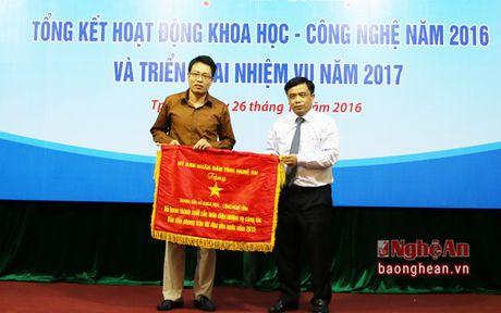 Nganh KHCN can trong ung dung vao san xuat va doi song - Anh 3