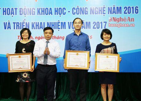 Nganh KHCN can trong ung dung vao san xuat va doi song - Anh 4