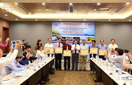 Nam Du lich quoc gia 2016 tang truong tren 20% so voi nam 2015 - Anh 2