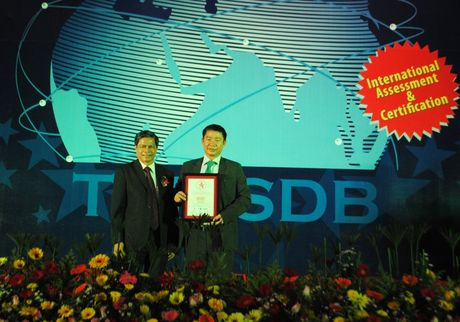 Sang Ban Mai dat chi so Trusted Brand Index nam 2016 - Anh 1