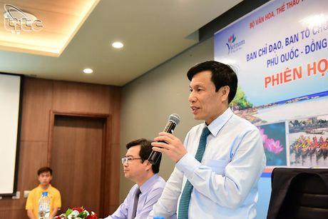 Tong ket Nam Du lich quoc gia 2016 – Phu Quoc – Dong bang song Cuu Long - Anh 2