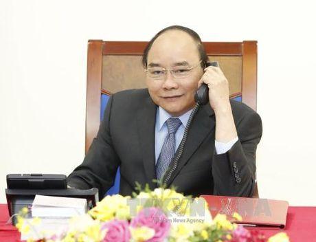 Thu tuong dien dam voi Quyen Tong thong kiem Thu tuong Han Quoc Hwang Kyo Ahn - Anh 1