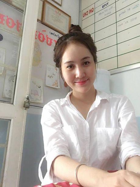 Phat sot voi cac co giao da trang nhu Ngoc Trinh - Anh 1