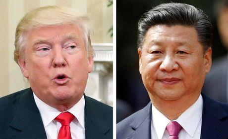 """Ong Trump cam ket chinh sach """"Mot Trung Quoc"""" voi ong Tap - Anh 1"""