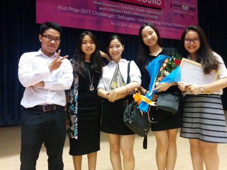 Sinh vien Rmit Viet Nam tham du Hult Prize vong khu vuc tai Thuong Hai - Anh 1