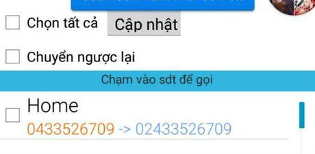 Ngay mai, chuyen doi ma vung dien thoai co dinh 13 tinh thanh pho - Anh 1