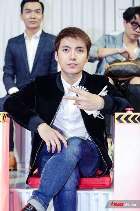 Bo 3 giam khao quyen luc cung Vu Cat Tuong 'chat lu' trong dem thi Do thi - Remix New Generation - Anh 16