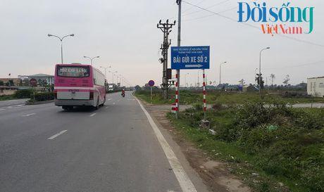Toi nay bat dau khai an den Tran - Nam Dinh, gui xe o dau de khong bi 'chat chem'? - Anh 1