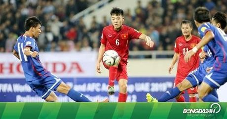 Viet Nam thua Thai Lan 9 bac tren BXH FIFA thang 2 - Anh 1
