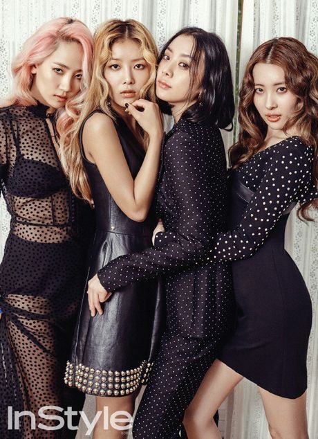 Wonder Girls tung ca khuc cuoi truoc khi tan ra - Anh 1