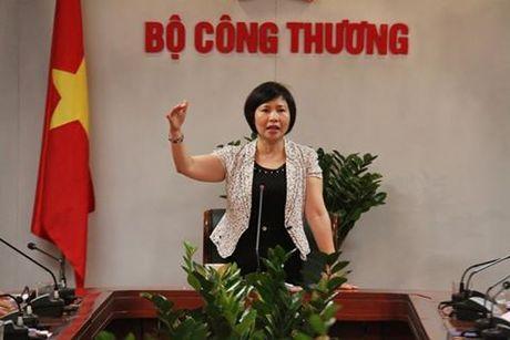 Bo Cong Thuong: Ba Thoa ke khai tai san 'dung quy dinh' - Anh 1