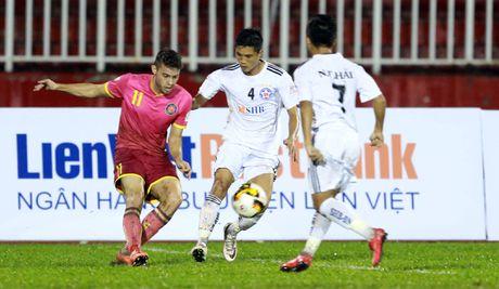 Sai Gon FC de dat truoc doi thu B.Binh Duong - Anh 2