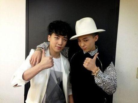 Seungri va G-Dragon se toi Ha Noi tham du tiec cung nhom ban than? - Anh 5
