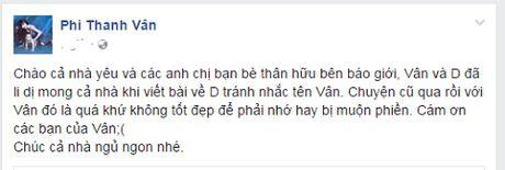 Li di xong, Phi Thanh Van khong muon 'chung bau troi' voi chong cu? - Anh 2