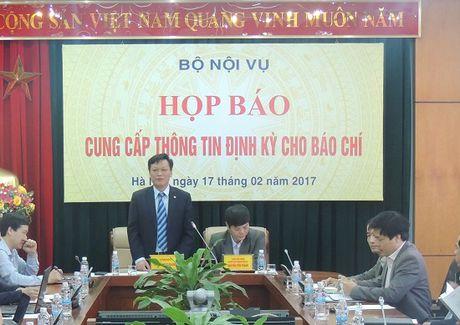 Vu Trinh Xuan Thanh: Bai hoc trong xay dung the che cua Bo Noi vu - Anh 1
