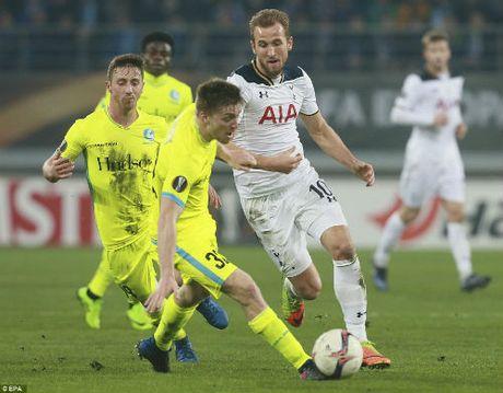 Gent - Tottenham: Cai tat dau dieng - Anh 1