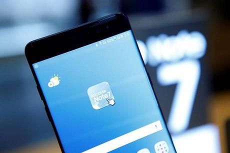 Sony se cung cap pin cho Samsung Galaxy S8 - Anh 1