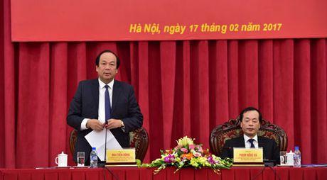Dieu chinh ti xiu cung phai len Bo Xay dung - Anh 1