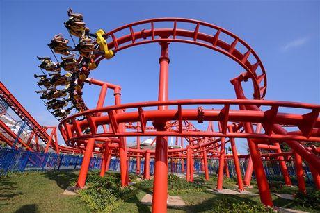 Kham pha cong vien chu de lon nhat Dong Nam A: Dragon Park - Anh 2