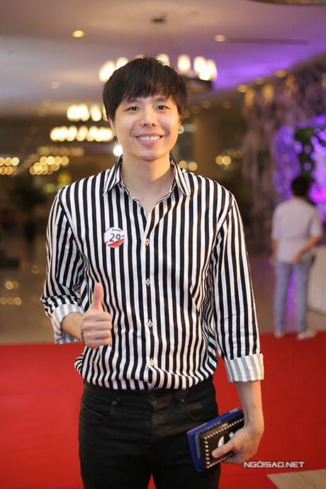 Bau 8 thang, Pham Quynh Anh van tat bat o su kien - Anh 12