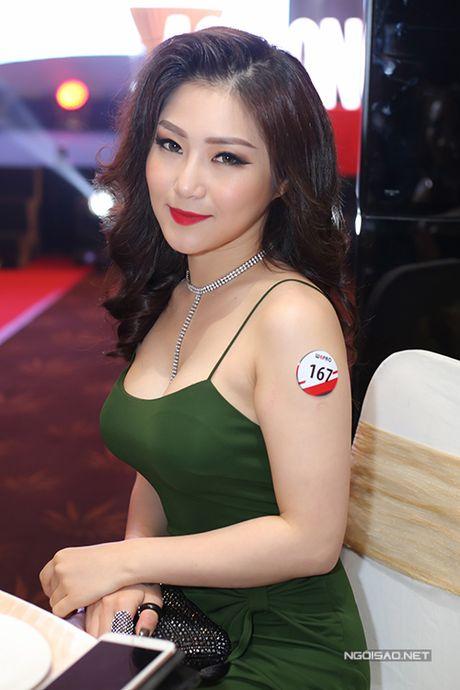 Bau 8 thang, Pham Quynh Anh van tat bat o su kien - Anh 17