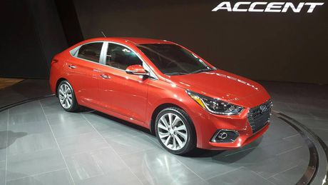 Can canh Hyundai Accent the he moi vua trinh lang - Anh 1