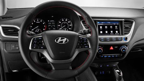 Can canh Hyundai Accent the he moi vua trinh lang - Anh 6
