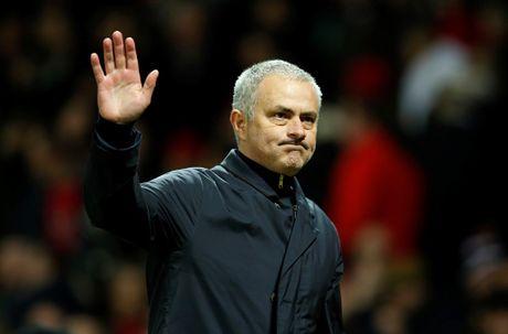 Thang to, Mourinho van 'noi dien' voi dam hoc tro - Anh 1