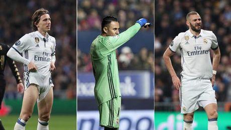 "Real: Bale tro lai sau 3 thang, ""BBC"" van chua tai hop - Anh 2"
