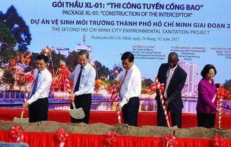 TPHCM khoi dong du an moi truong hon nua ty USD - Anh 1