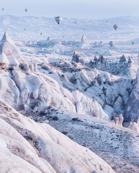 Ngo lac mien co tich o Cappadocia, Tho Nhi Ky - Anh 1
