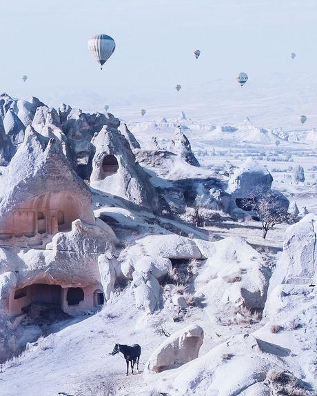 Ngo lac mien co tich o Cappadocia, Tho Nhi Ky - Anh 2