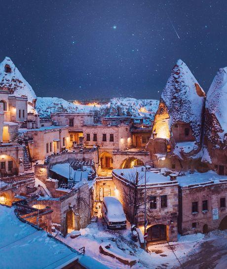 Ngo lac mien co tich o Cappadocia, Tho Nhi Ky - Anh 3