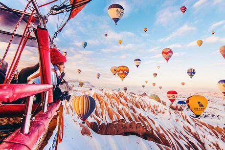 Ngo lac mien co tich o Cappadocia, Tho Nhi Ky - Anh 7