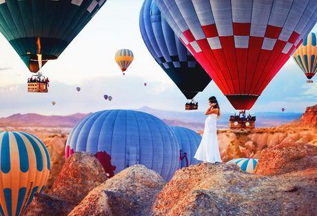 Ngo lac mien co tich o Cappadocia, Tho Nhi Ky - Anh 8