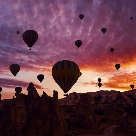 Ngo lac mien co tich o Cappadocia, Tho Nhi Ky - Anh 9