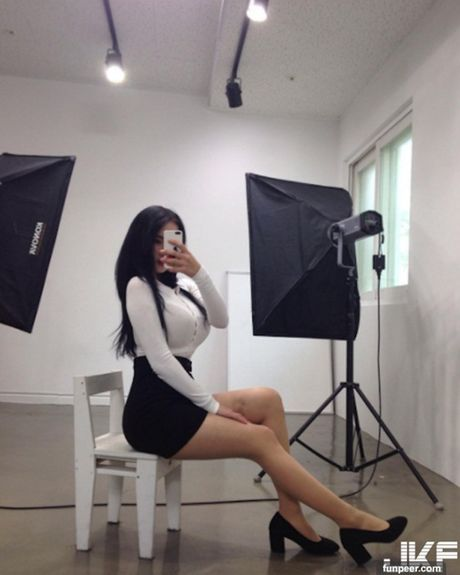 Hot girl co vong 1 tu nhien khung nhat he lo ly do khong mac ho hang - Anh 15