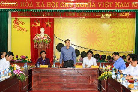 Pho Bi thu Dao Duc Toan: Chinh quyen co so phai gan bo voi dan - Anh 1