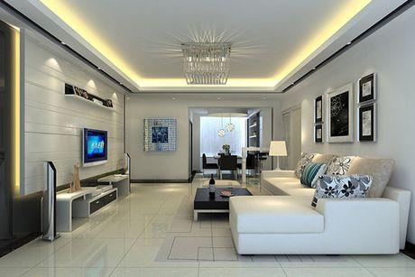 Cách bày trí phòng khách đẹp và thoáng nhất