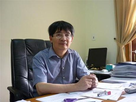 GS Ngo Viet Trung: Tieu chuan GS, PGS la noi ho then cho nen giao duc Viet Nam - Anh 2
