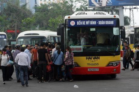 Tp Ho Chi Minh se co hon 800 xe buyt su dung khi thien nhien - Anh 2