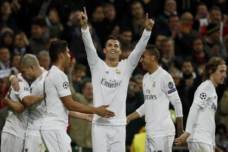 Ban ket Champions League: Derby thanh Maldrid, Monaco dung Juve - Anh 1