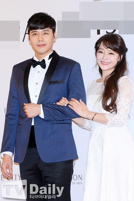 Vo chong Lee Byung Hun ngot ngao hon sau be boi ngoai tinh - Anh 6